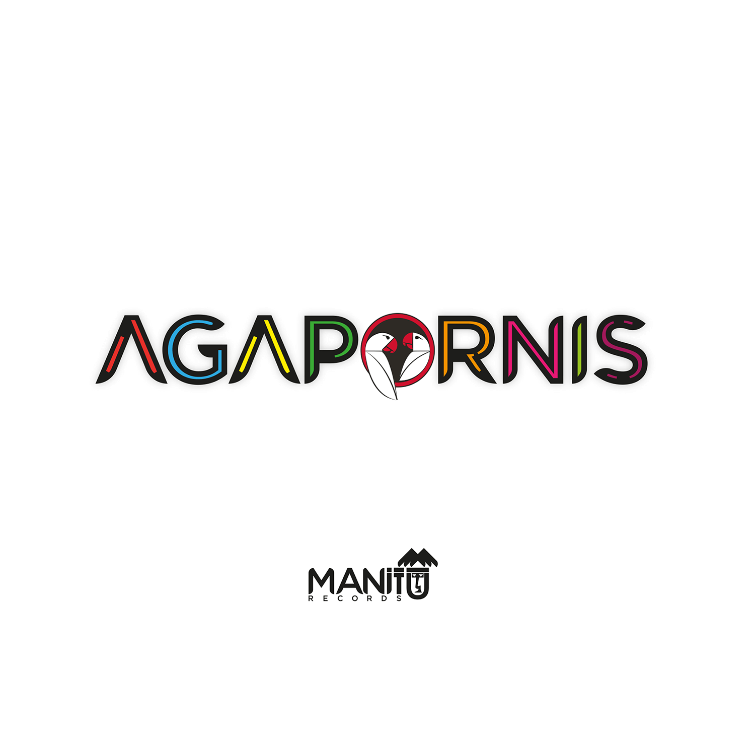 agapornis duo manitu records